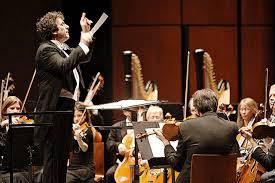 Allain Trudel with orchestra